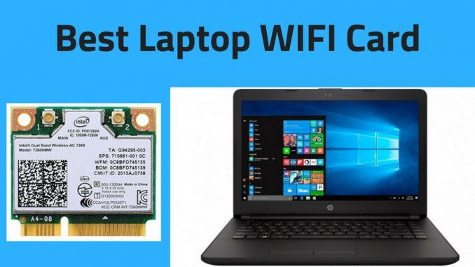 Best Laptop WIFI Card