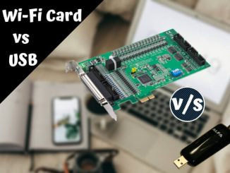 PCIE Wi-Fi Card vs USB
