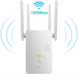 AC1200 Wi-Fi Extender and Repeater