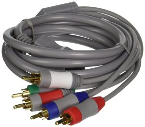 AV Cable for HDTV